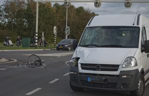 O'wolde: fietser komt om bij ongeval