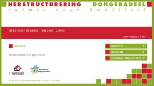 Geen herstructurering meer online