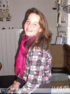 Anna Griet wordt 13 op de dertiende