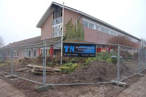 Oude school 'Twine' Dokkum gesloopt