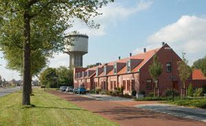 Dokkumer watertoren rijksmonument
