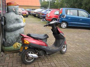 Scooter gestolen in Twijzelerheide