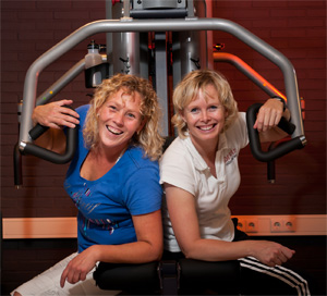 Open dag bij Fysiotherapie in Burgum