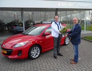 Nieuwe auto bij Rijschool van Buuren