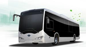 Zes elektrische bussen voor Schier