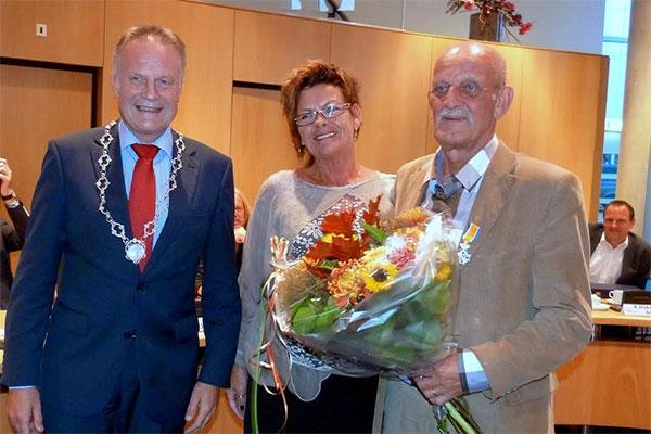Koninklijke onderscheiding voor Emke Peterson