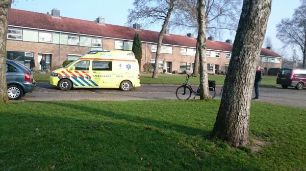 Fietser gewond na aanrijding in Drachten