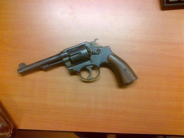 Smith & Wesson ontdekt tijdens verbouw