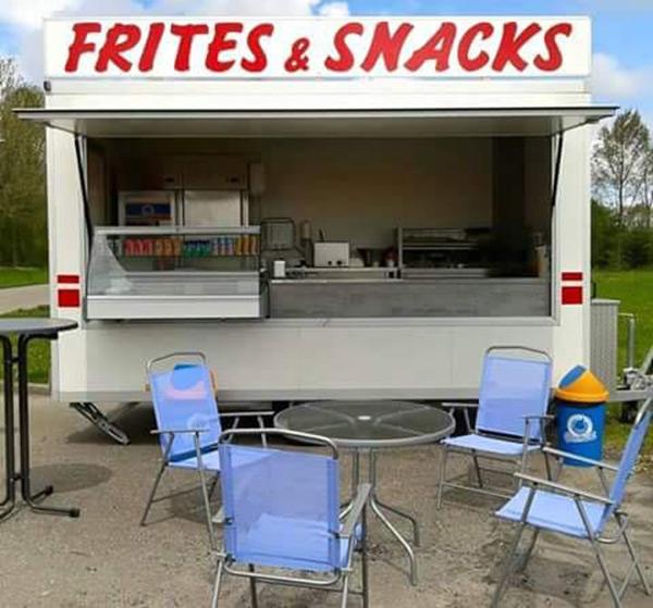 Mobiele frietkraam gestolen bij Dokkum