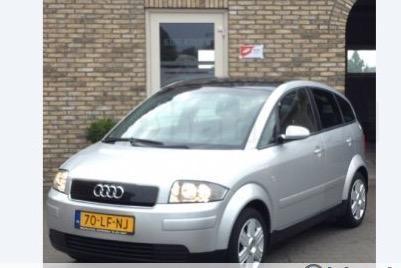 Audi A2 gestolen in Eastermar