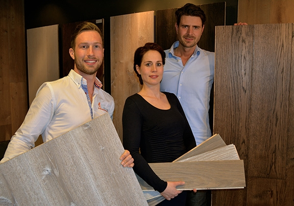 Dutzfloors: maak uw houten vloer tegelsterk