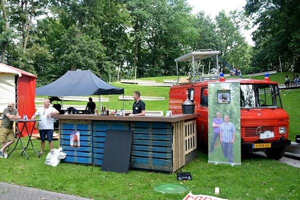 Hapjes Eten Op Foodfestival In Drachten