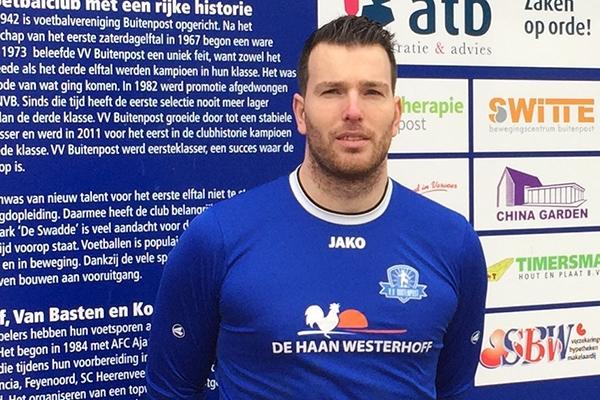 Robin Huisman de Jong naar VV Buitenpost