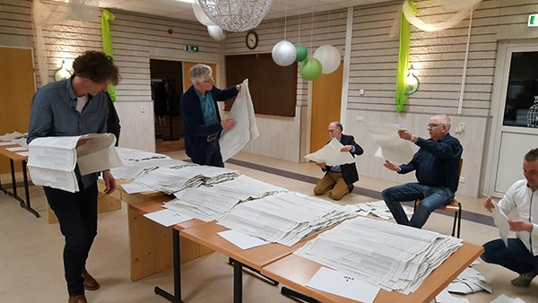 PVV grootste in 4 dorpen in Achtkarspelen