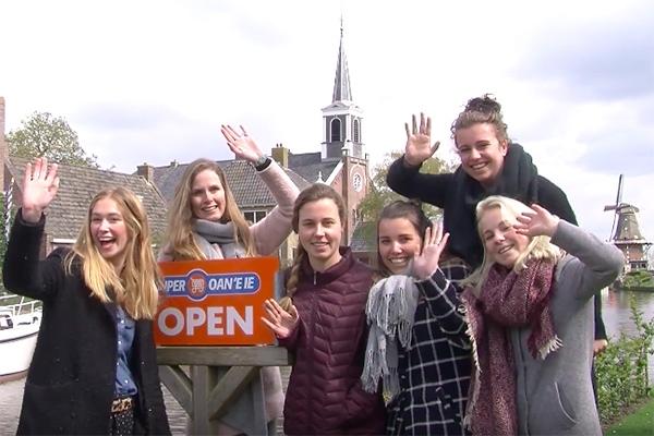 Studenten winnen prijs met dorpsfilm over Burdaard