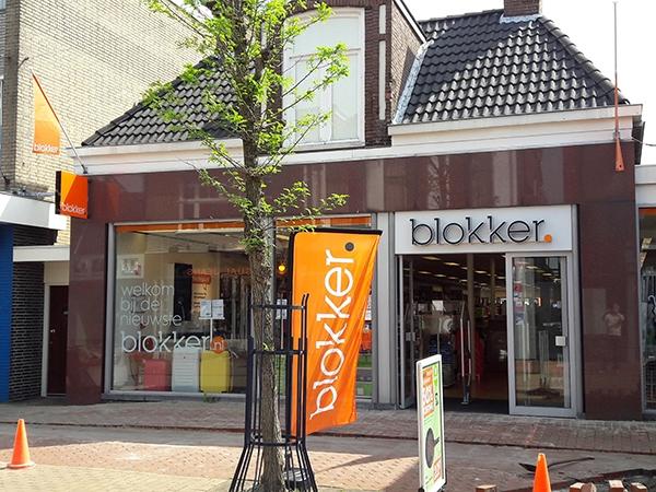 Reorganisatie Blokker: meerdere winkels gaan dicht