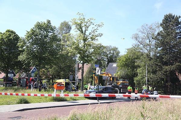 Voetgangster overleden na aanrijding in Drachten.
