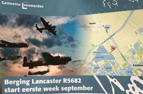 Vliegtuigwrak Lancaster lijkt grotendeels compleet