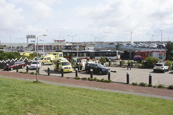 Meisje ook overleden na aanrijding op Lauwersoog