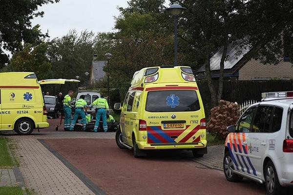 Drachtster overleden na scooterongeluk