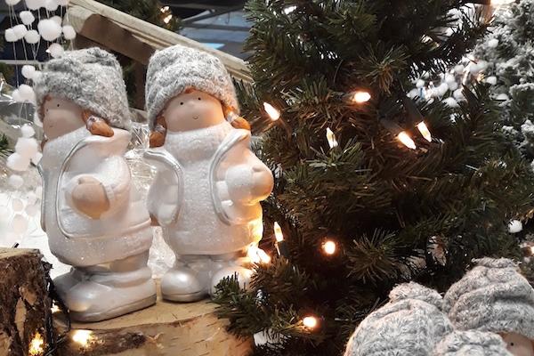 Kerstshow Bij Tuincentrum Bijma