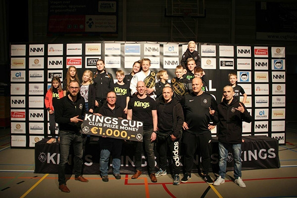 International Kings Cup in Drachten