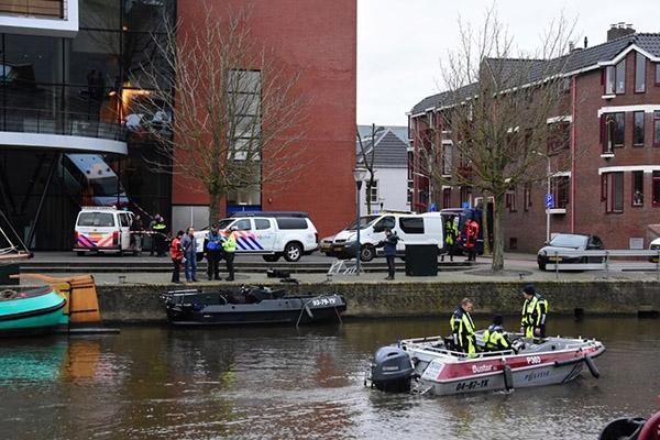Politie stopt met zoeken op het water naar Remon
