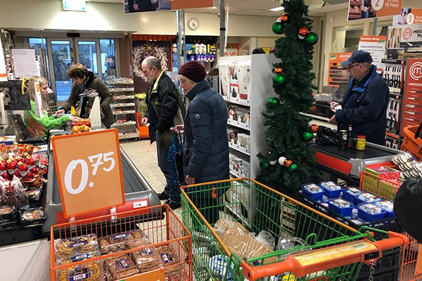 Poiesz nummer één in GfK Supermarkt Rapport