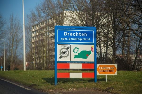 Smallingerland dé banenmotor van Friesland