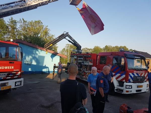 Informatieavond mogelijke brandweerpost Oudega