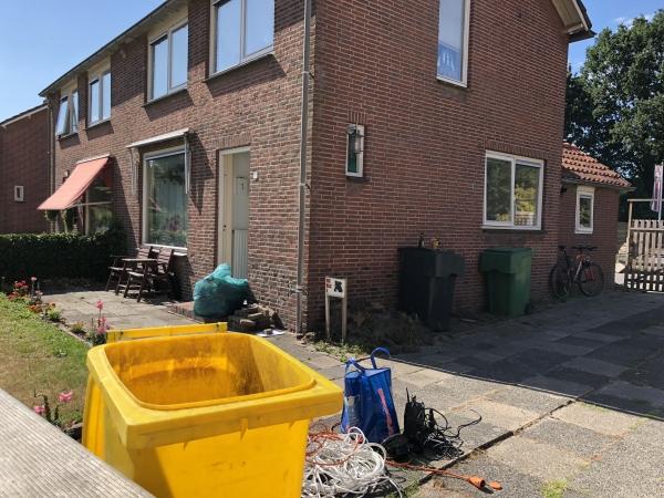 Hennepkwekerij opgerold in Burgum