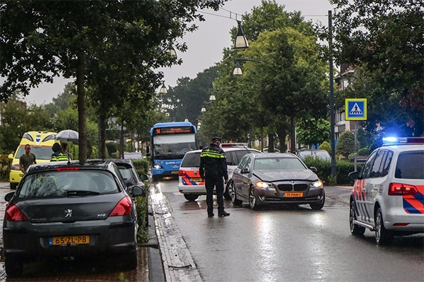 Fietser aangereden op Stationsweg in Drachten