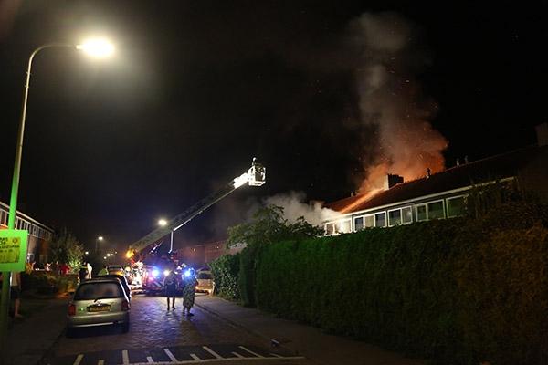 Drachten leeft mee met door brand getroffen gezin