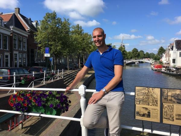 Programma rondom aankomst Maarten van der Weijden
