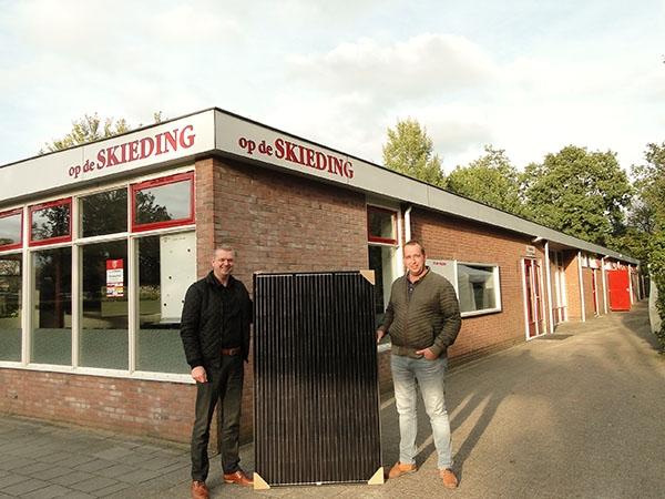 VV De Walden verduurzaamt clubgebouw