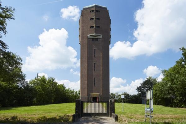 Vitens zet watertoren uit 1932 te koop
