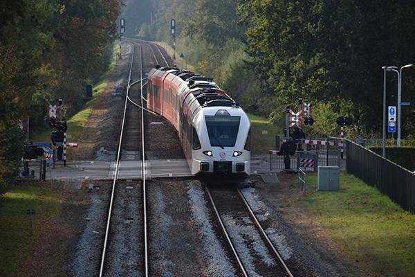 Treinsurfers onderkoeld van trein gehaald