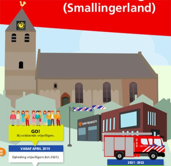 Serieuze plannen voor kazerne in Oudega
