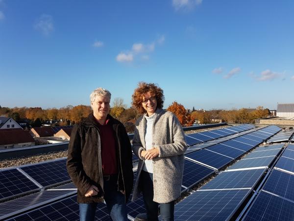 1725 zonnepanelen zorgen voor stroom Neibertilla