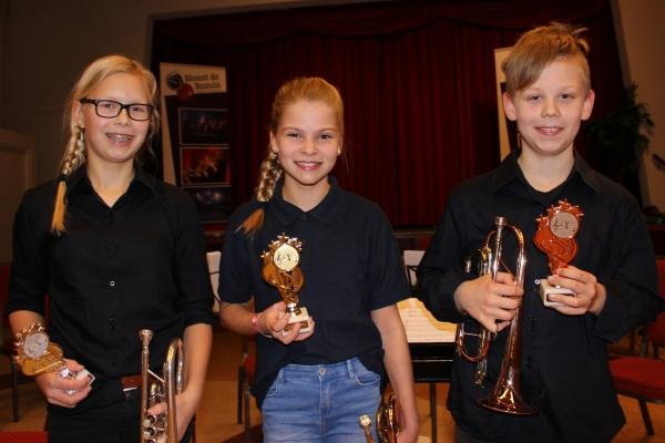 Hoog niveau op solistenconcours in Surhuisterveen