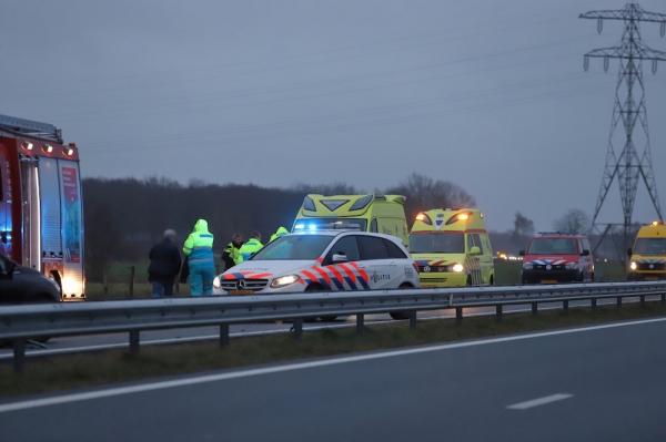 Inbreker maakt brokken op N381 in gestolen Volvo
