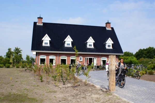 Samenwerking hospice Smelnehaven en gemeente