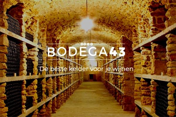 Nieuwe wijnklimaatkasten Bodega43