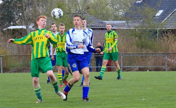 Harkema-Opeinde wint van SC Franeker