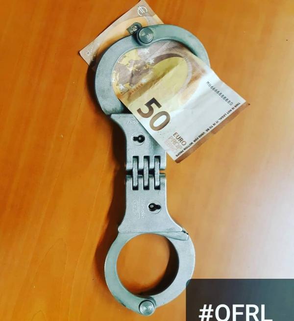 Twee minderjarigen opgepakt met vals geld