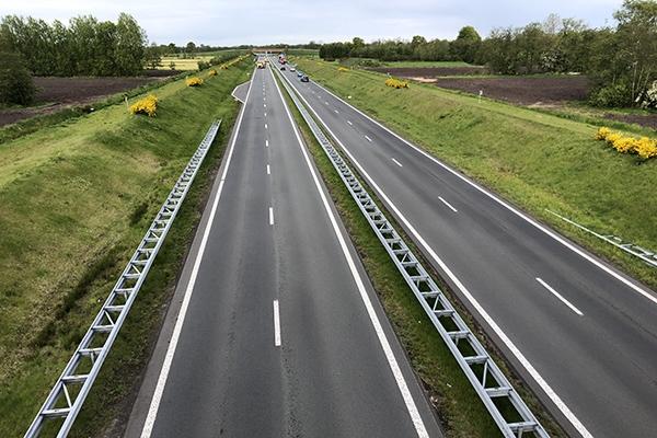 Belg rijdt met 176 km/u over Centrale As