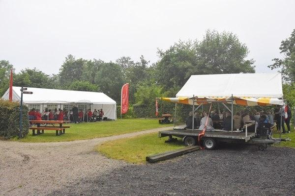 Concert op camping Dokkum