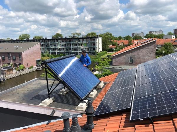 Wijma Haarden en Friesland Solar gaan samenwerken