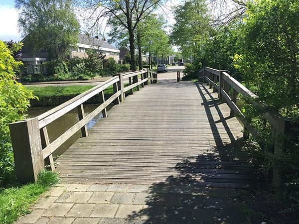 Uitspraak RvS: Reigersbrug mag dicht voor fietsers