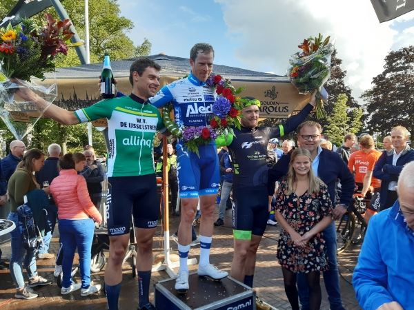 René Hooghiemster wint 17e Omloop van Trynwâlden